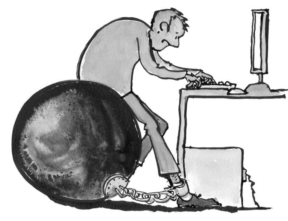 Digitala slavar
